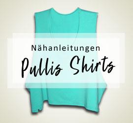 Pullis, Tops, Shirts selber nähen